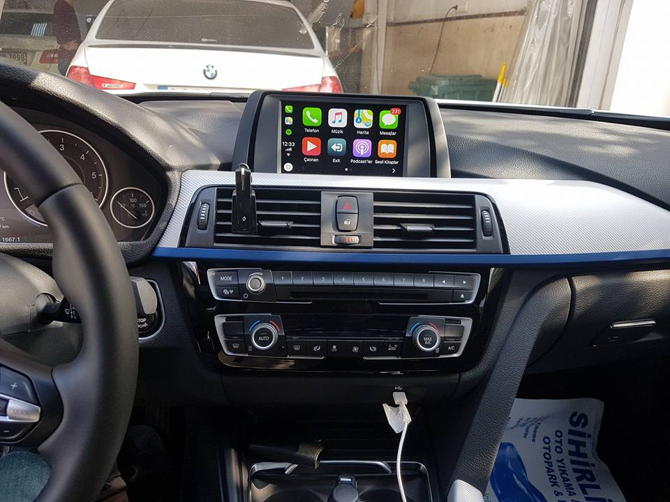 f30 carplay
