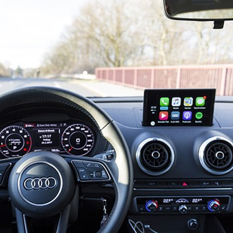 AUDI Apple CarPlay