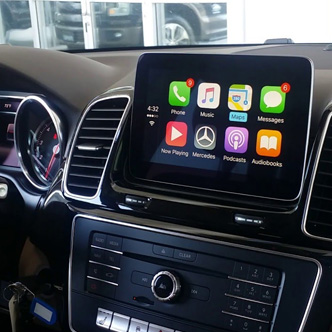 Mercedes Carplay